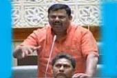 No mention of public problems in Guv's speech: Raja Singh