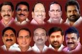 10 Ministers Take Oath in KCR Cabinet