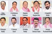 KCR's Cabinet Ministers: Who got what