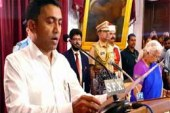 Pramod Sawant sworn in as new Goa chief minister