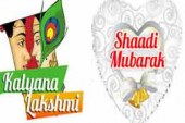 Shadi Mubarak, Kalyana Lakshmi Helps 4.66,729 Brides