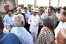 CM KCR reviews SRSP project works, directs officials to finish task in a month
