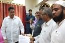 Wakf properties unsafe under TRS rule: Shabbir Ali