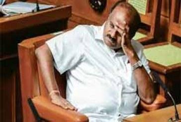HD Kumaraswamy's Coalition Government Loses Trust Vote In Karnataka Assembly