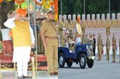 Amit Shah Presides Over Passing Out Parade Of 70th Batch Of IPS Probationers at SVPNPA