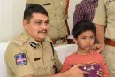Police trace 7-year-old kid abducted by minor boy