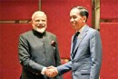 PM Modi Meets Indonesian President Joko Widodo At ASEAN Summit