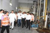 GHMC Mayor Inspects Modern Slaughter House At Chengicherla
