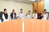 Minister KTR held meeting with MahaMetro officials in Hyderabad